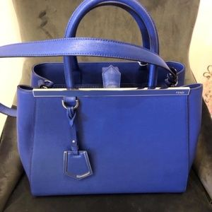 NEW, 100% Authentic FENDI Bag 50% OFF save $900!